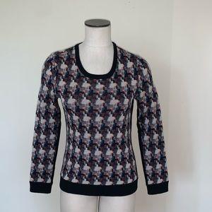 Rag & Bone plaid sweater